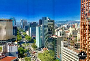 paseo dominical reforma