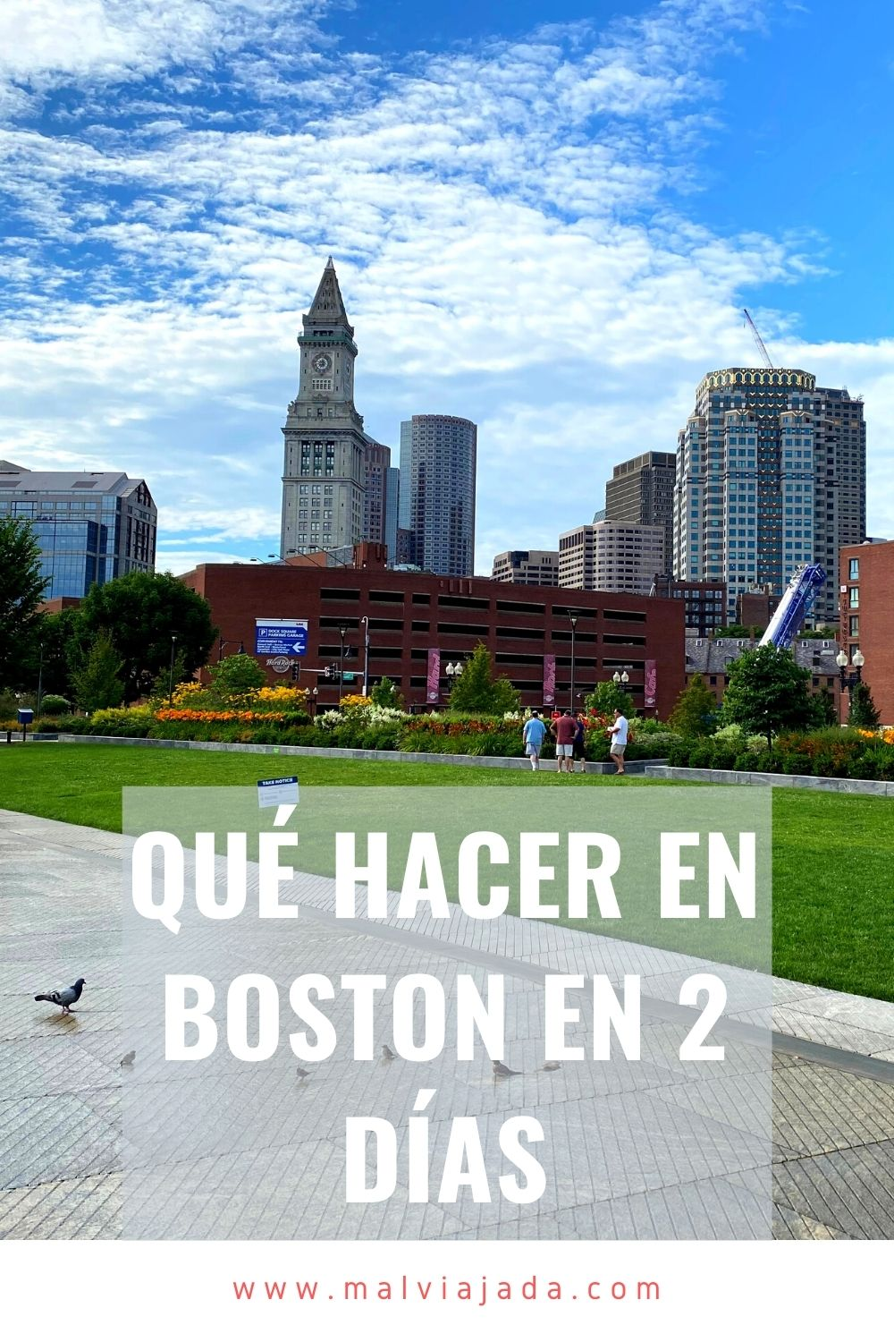 boston en 2 dias